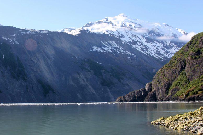El 'Mega Tsunami' amenaza a Alaska mientras los científicos temen el  catastrófico colapso del fiordo Barry Arm - Alerta Geo