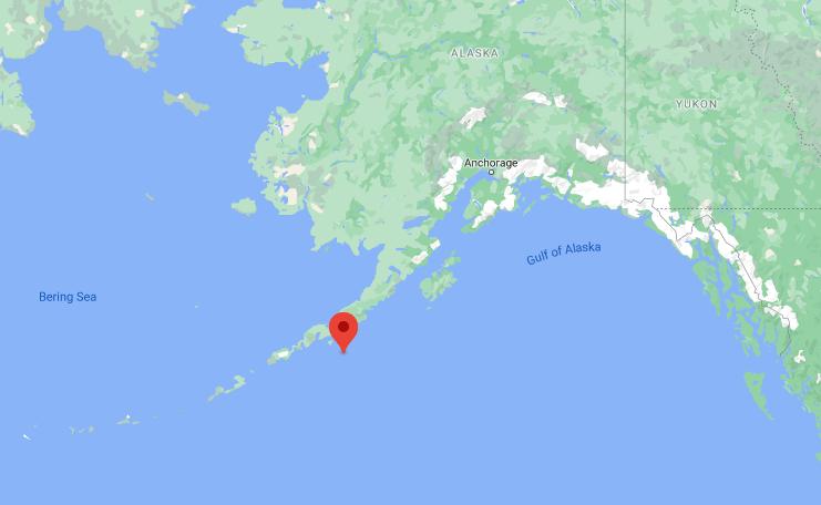Potente terremoto Magnitud 7.5 golpea a Alaska . - Alerta Geo