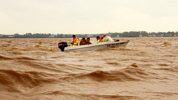 """Inundaciones catastróficas"""": 105 muertos, 5 millones de afectados en Vietnam  - Alerta Geo"""