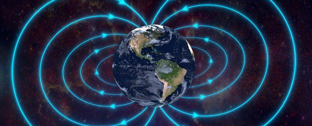 Científicos en Japón acaban de encontrar un registro detallado de la última  inversión magnética de la Tierra - Alerta Geo