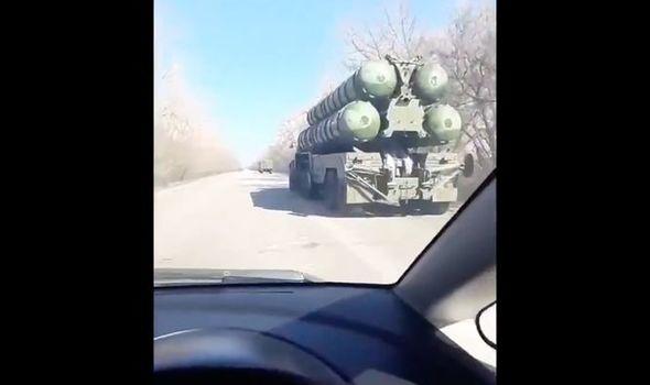 Misiles rusos filmados en dirección a la frontera con Ucrania - imágenes  preocupantes - Alerta Geo