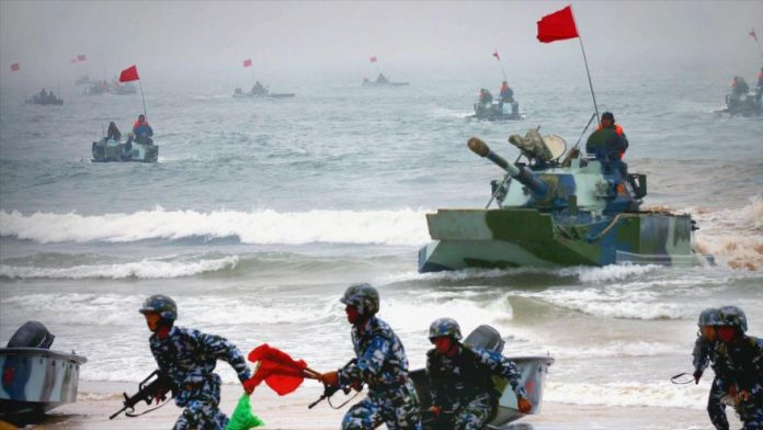 EE.UU. dice que va a luchar si China invade Filipinas , se dispara la alarma  - Alerta Geo