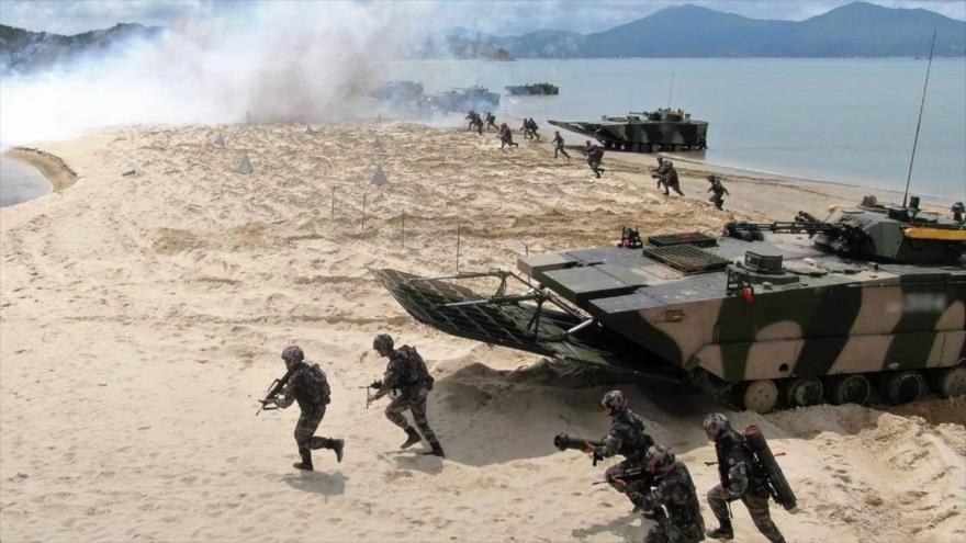 Australia admite que es posible una guerra con China por Taiwán, en medio  de las advertencias de que Pekín podría usar armas nucleares - Alerta Geo